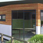 Downsend School - New Support Pavilion