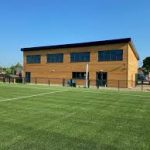 New Clubhouse for Ringmer AFC now complete
